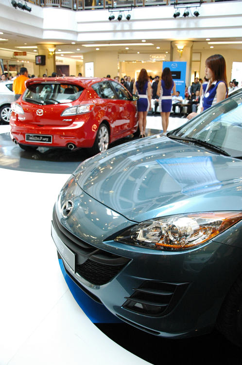 Mazda3 CKD launched – starts from RM99k for 1.6 sedan Image #183305