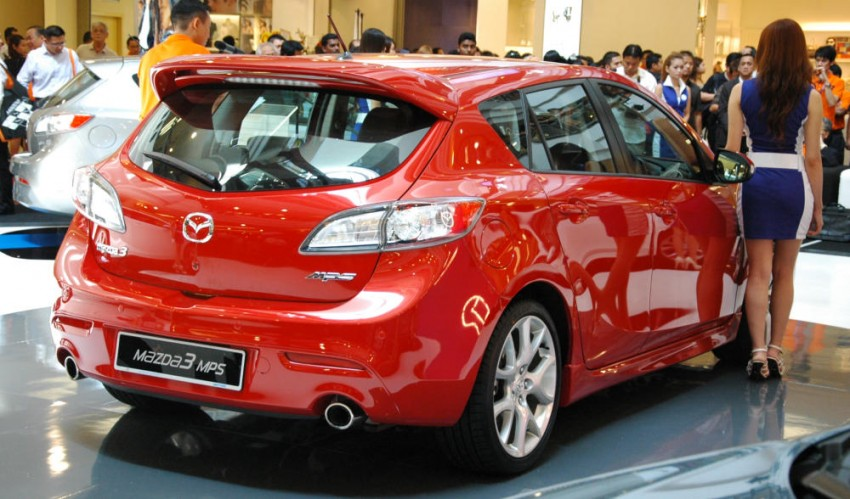 Mazda3 CKD launched – starts from RM99k for 1.6 sedan Image #183306