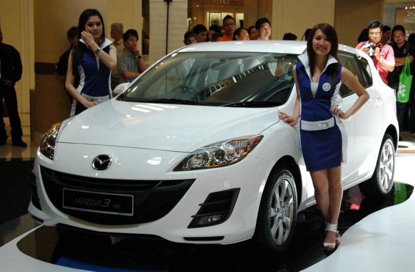 Mazda3 CKD launched – starts from RM99k for 1.6 sedan Image #183299