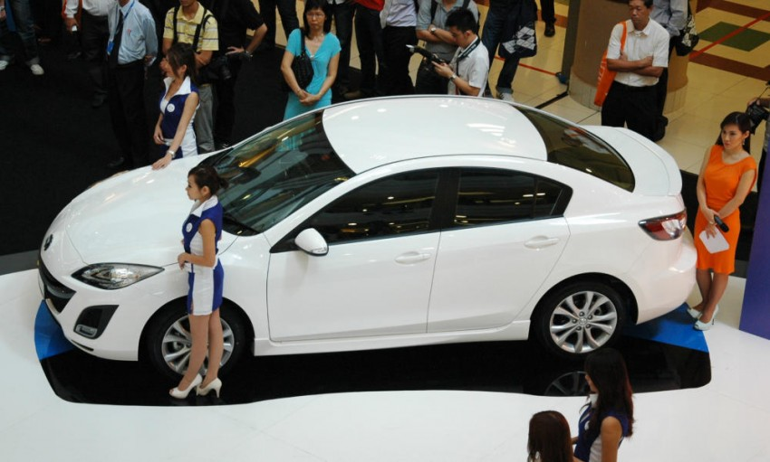 Mazda3 CKD launched – starts from RM99k for 1.6 sedan Image #183295