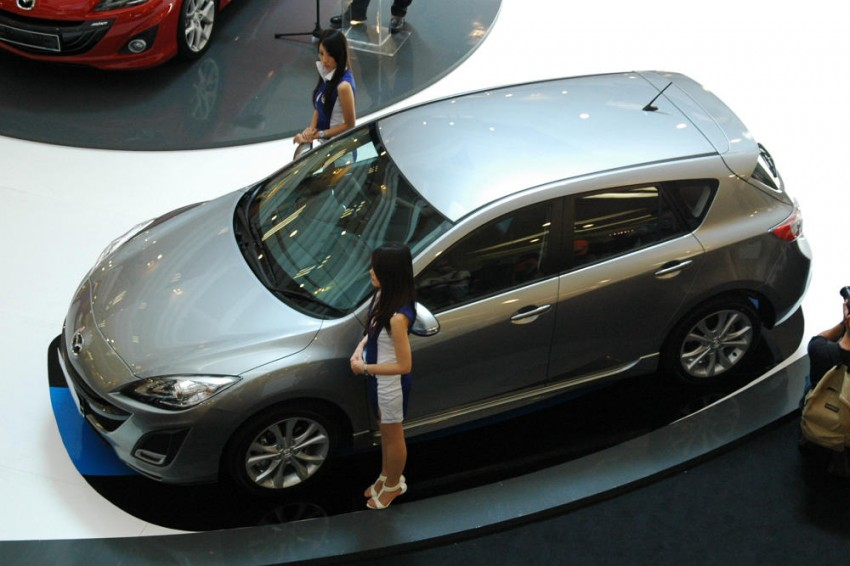 Mazda3 CKD launched – starts from RM99k for 1.6 sedan Image #183291