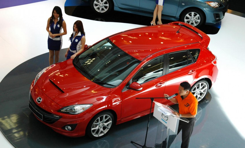 Mazda3 CKD launched – starts from RM99k for 1.6 sedan Image #183292