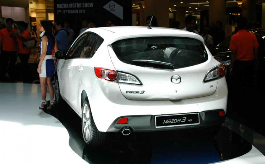 Mazda3 CKD launched – starts from RM99k for 1.6 sedan Image #183293