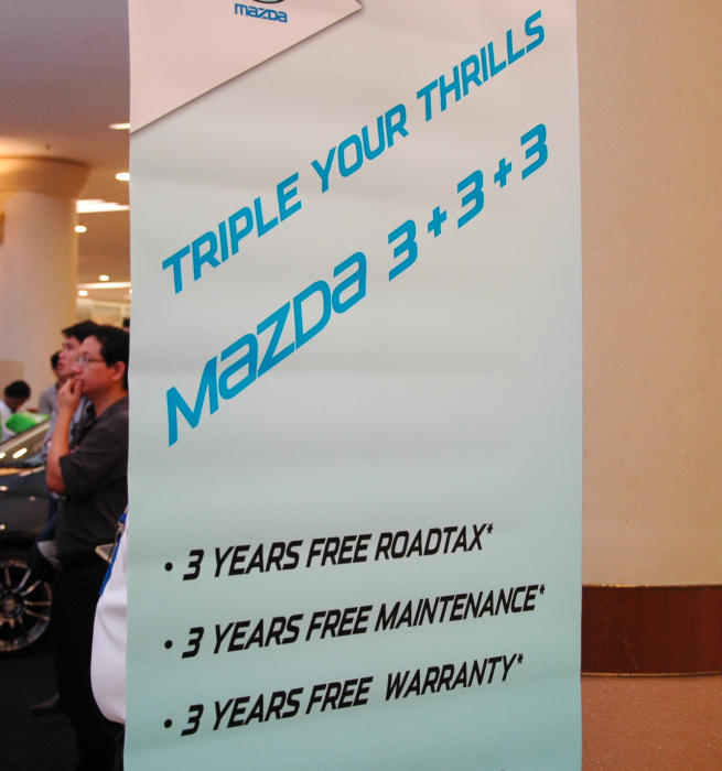 Mazda3 CKD launched – starts from RM99k for 1.6 sedan Image #183294