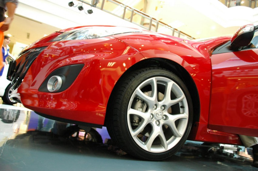 Mazda3 CKD launched – starts from RM99k for 1.6 sedan Image #183282