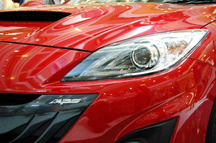 Mazda3 CKD launched – starts from RM99k for 1.6 sedan Image #183275