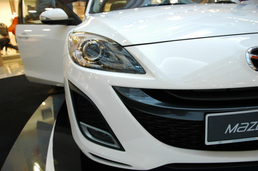 Mazda3 CKD launched – starts from RM99k for 1.6 sedan Image #183278