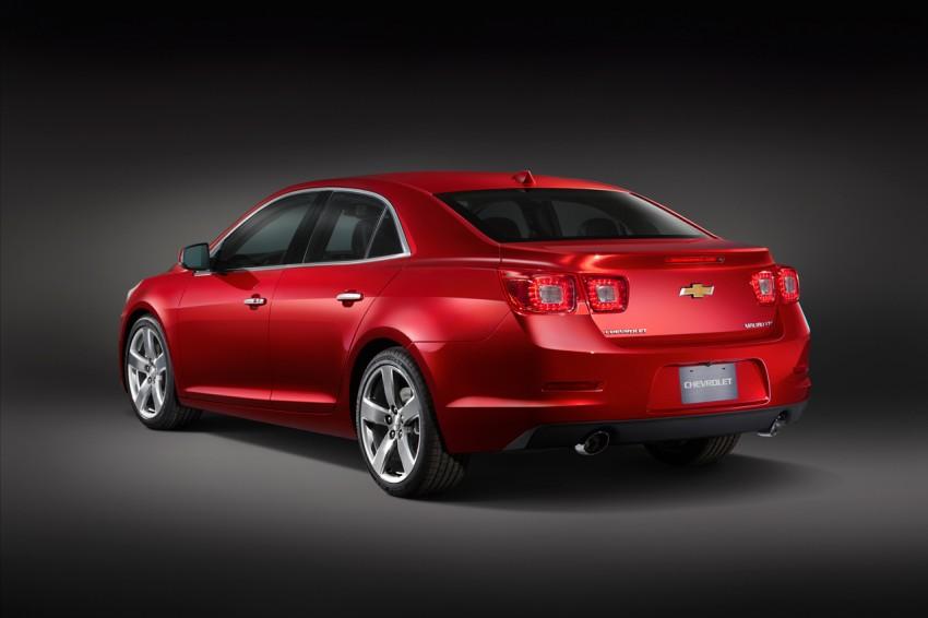 Chevrolet Malibu revealed – global car for 100 markets Image #220193
