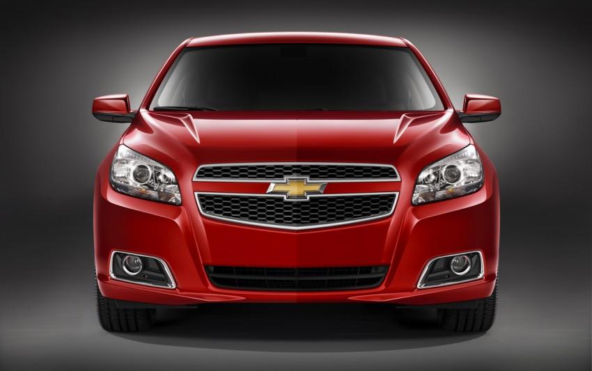 Chevrolet Malibu revealed – global car for 100 markets Image #220190