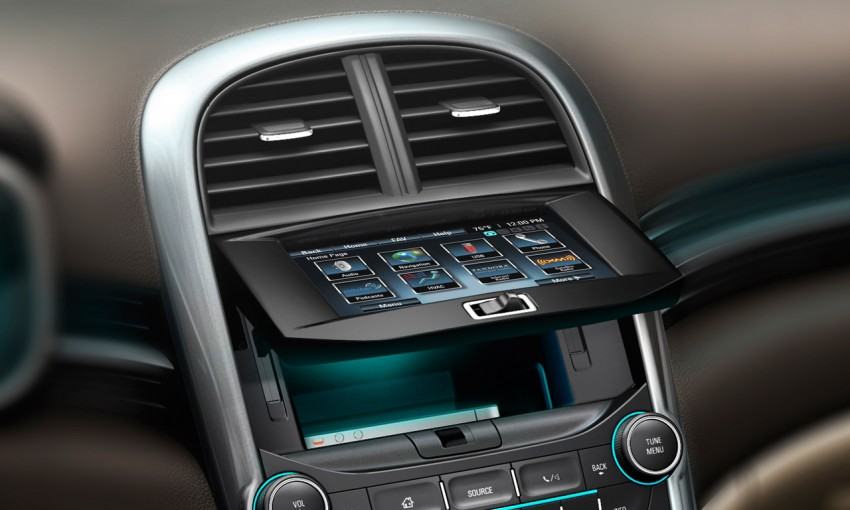 Chevrolet Malibu revealed – global car for 100 markets Image #220187