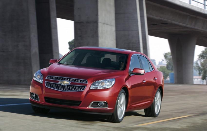 Chevrolet Malibu revealed – global car for 100 markets Image #220188