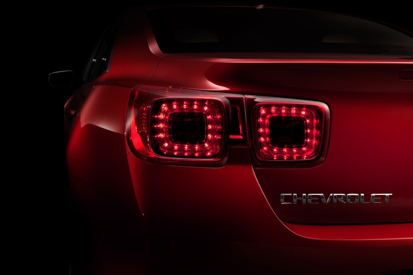 Chevrolet Malibu revealed – global car for 100 markets Image #220184