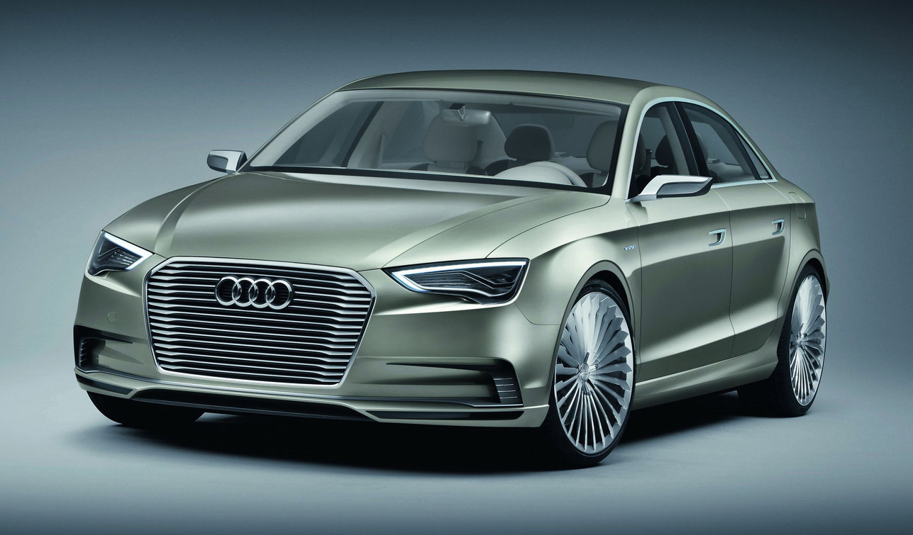 audi a3 e tron preview of the upcoming sedan. Black Bedroom Furniture Sets. Home Design Ideas