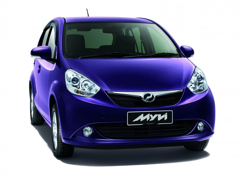 2011 Perodua Myvi – full details and first impressions Image #166850