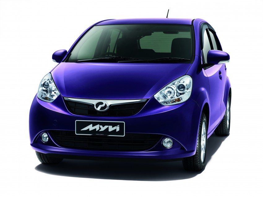 2011 Perodua Myvi – full details and first impressions Image #166849