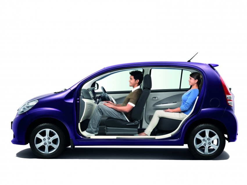 2011 Perodua Myvi – full details and first impressions Image #166845