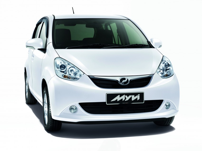 2011 Perodua Myvi – full details and first impressions Image #166865