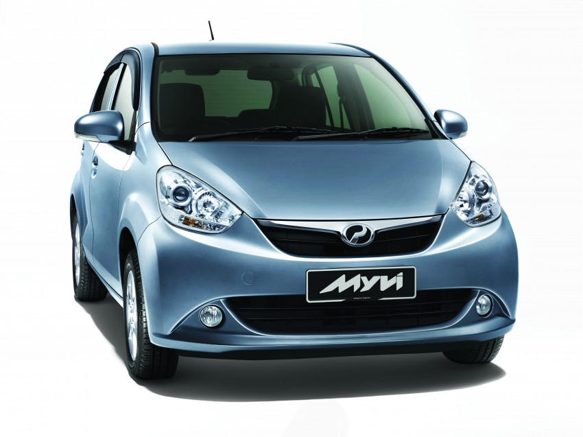 2011 Perodua Myvi – full details and first impressions Image #166864