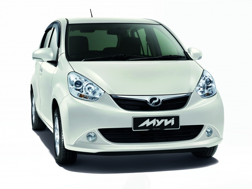 2011 Perodua Myvi – full details and first impressions Image #166863