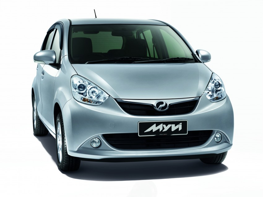 2011 Perodua Myvi – full details and first impressions Image #166790