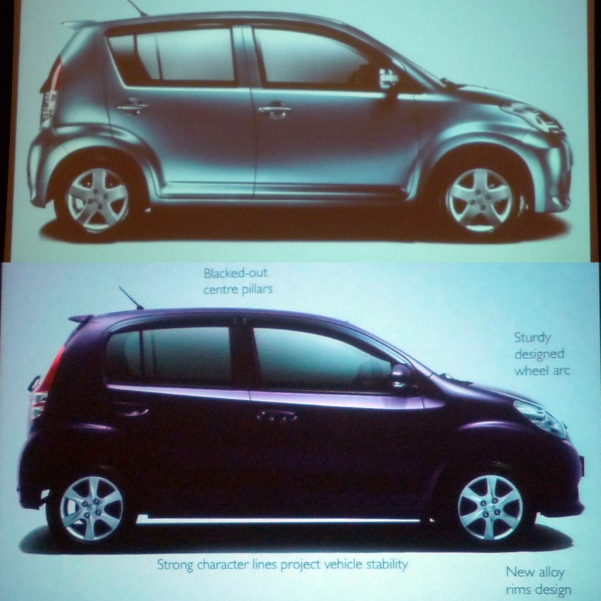 2011 Perodua Myvi – full details and first impressions Image #167020