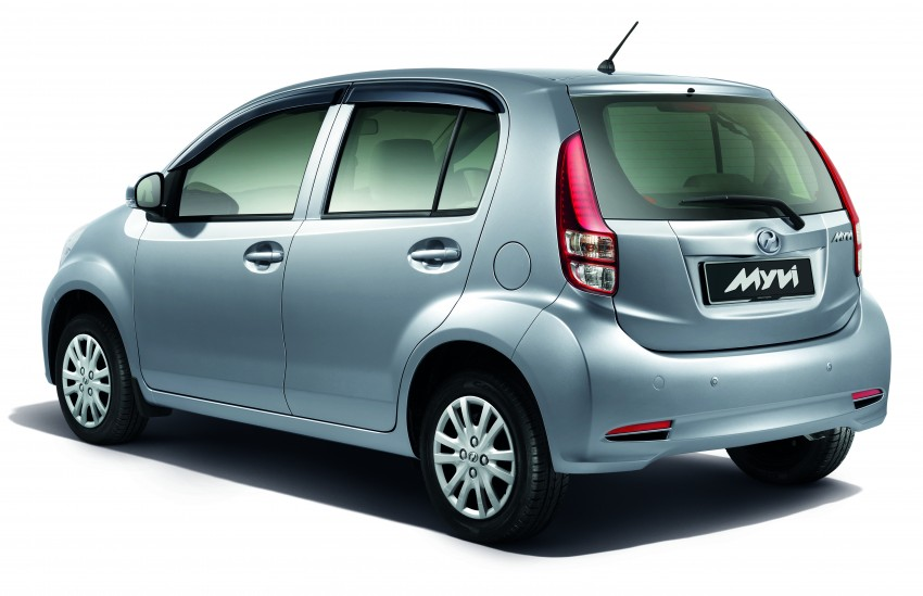 2011 Perodua Myvi – full details and first impressions Image #166789