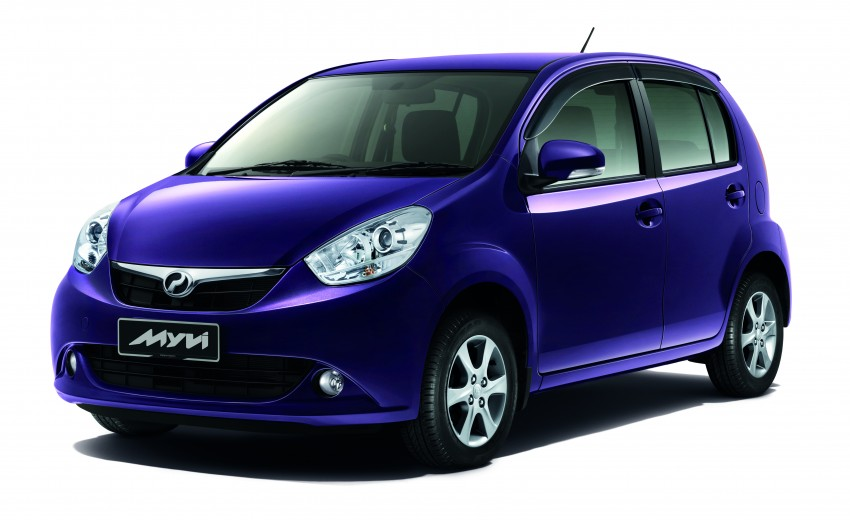 2011 Perodua Myvi – full details and first impressions Image #166860