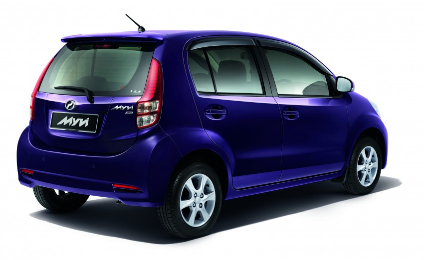 2011 Perodua Myvi – full details and first impressions Image #166852