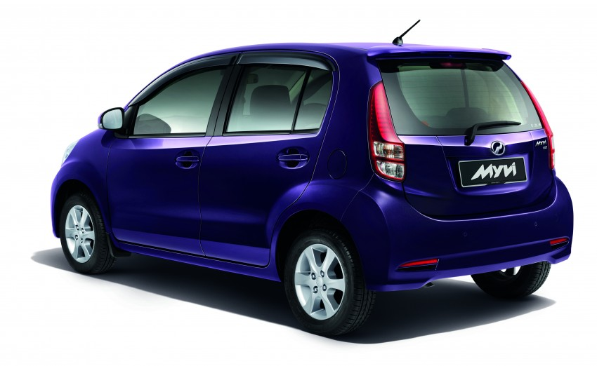 2011 Perodua Myvi – full details and first impressions Image #166851