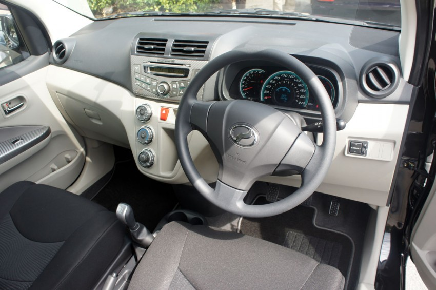 2011 Perodua Myvi – full details and first impressions Image #166989