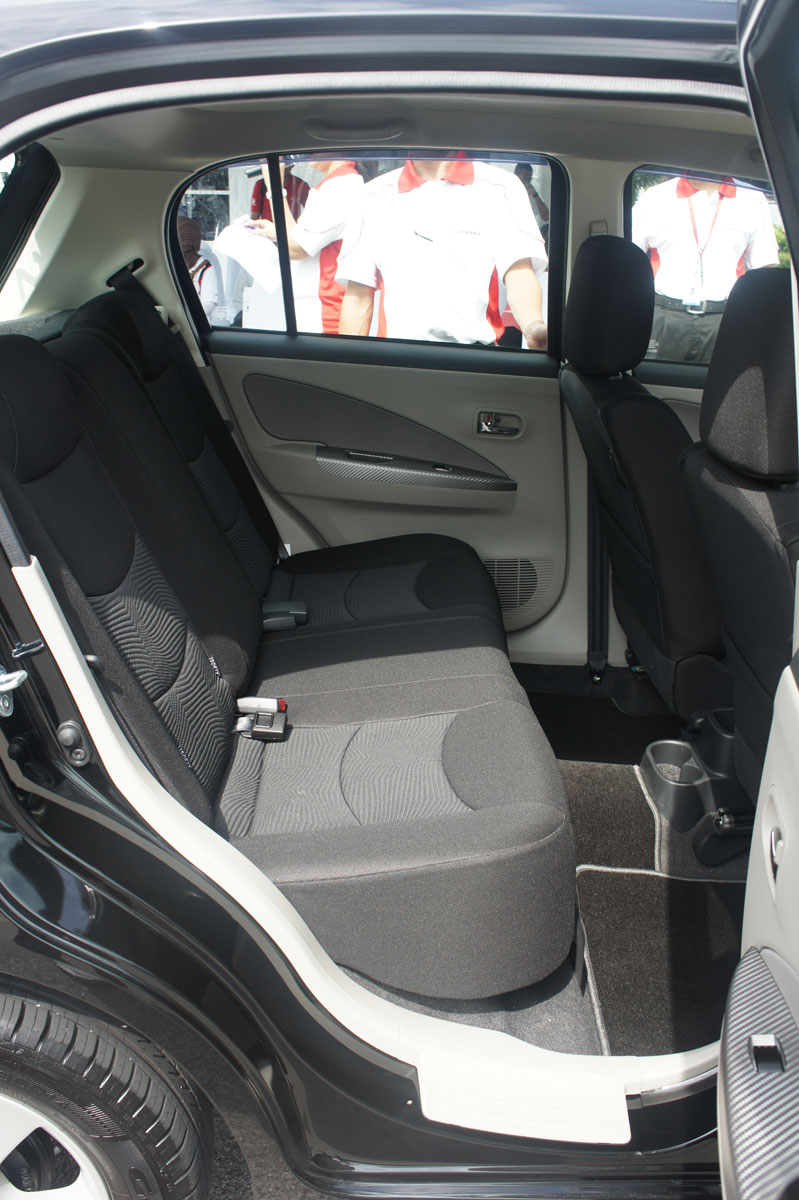 2011 Perodua Myvi – full details and first impressions Image #166983