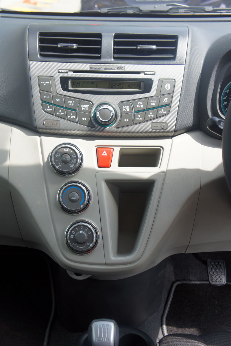 2011 Perodua Myvi – full details and first impressions Image #166977