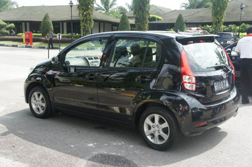 2011 Perodua Myvi – full details and first impressions Image #166974