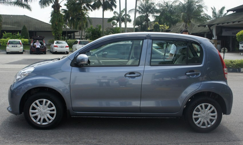 2011 Perodua Myvi – full details and first impressions Image #166959