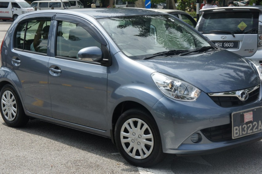 2011 Perodua Myvi – full details and first impressions Image #166958