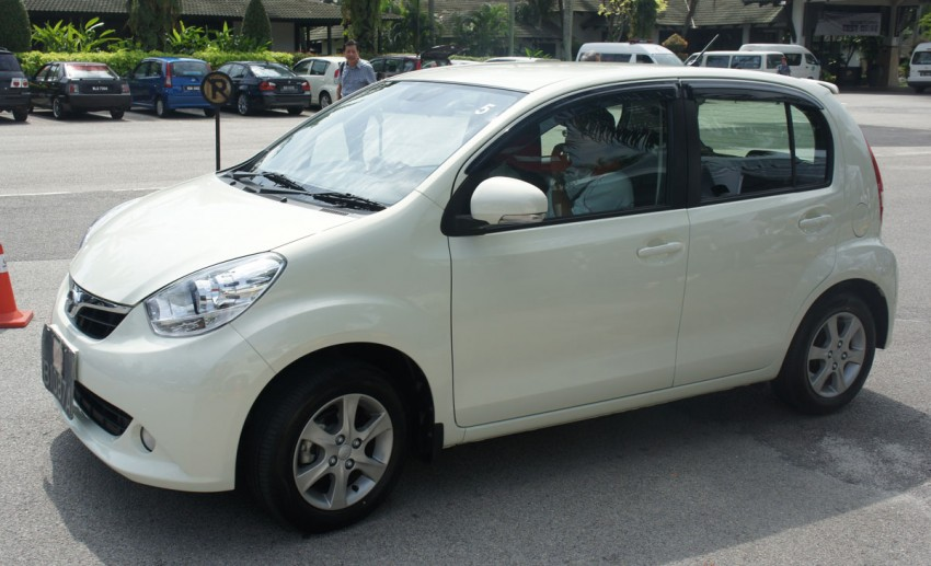 2011 Perodua Myvi – full details and first impressions Image #166954
