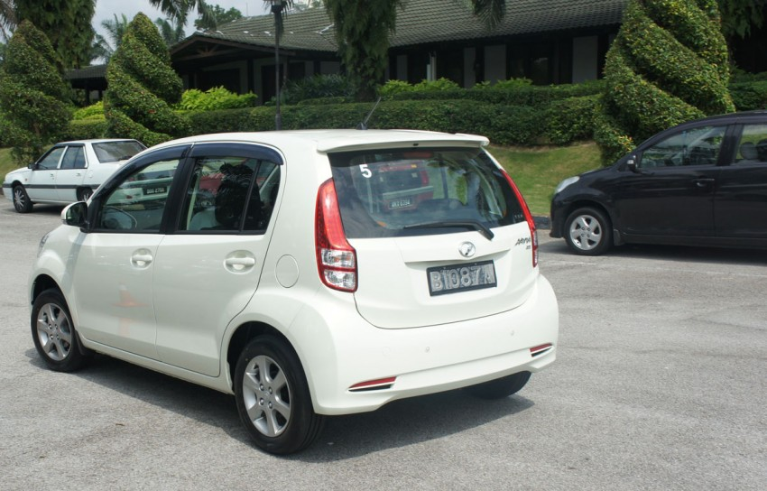 2011 Perodua Myvi – full details and first impressions Image #166955
