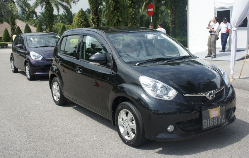 2011 Perodua Myvi – full details and first impressions Image #166953