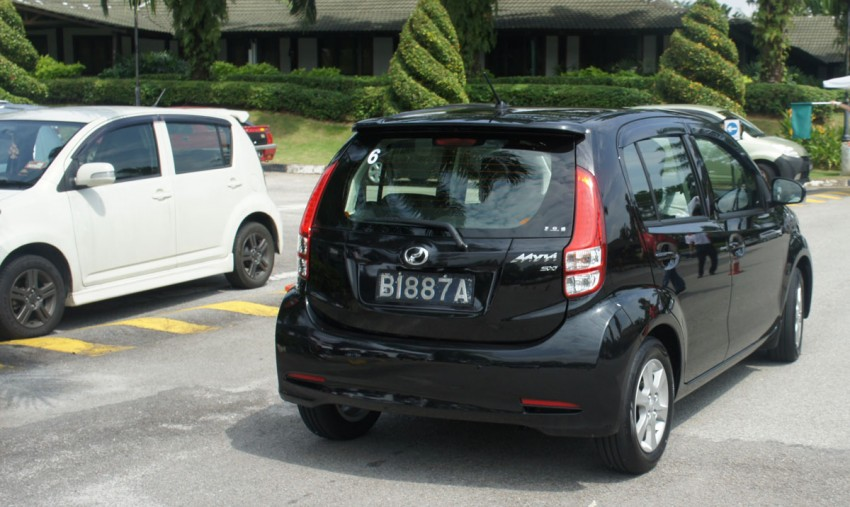 2011 Perodua Myvi – full details and first impressions Image #166952