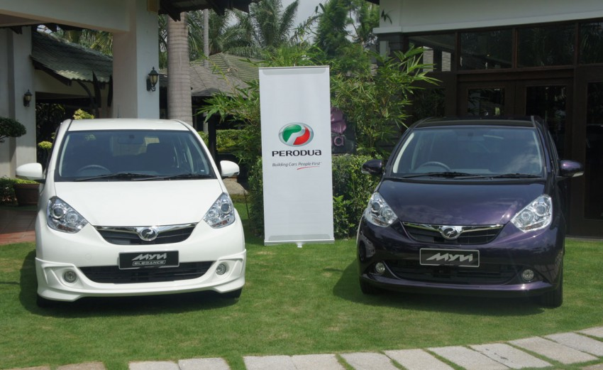 2011 Perodua Myvi – full details and first impressions Image #166942