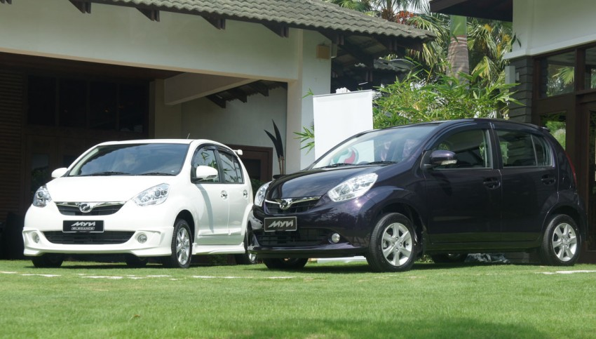 2011 Perodua Myvi – full details and first impressions Image #166940