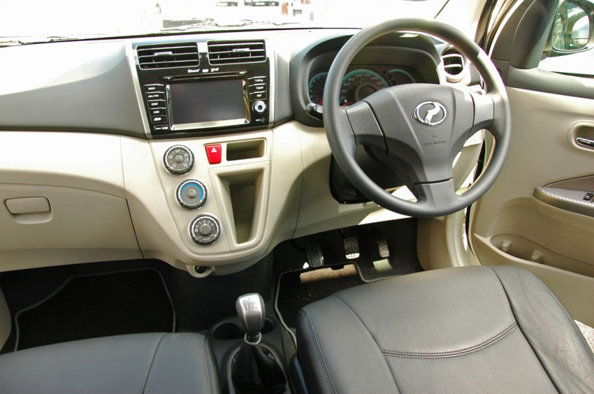 2011 Perodua Myvi – full details and first impressions Image #167006
