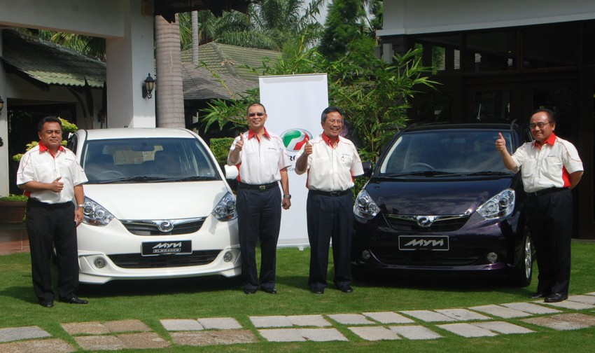 2011 Perodua Myvi – full details and first impressions Image #167003