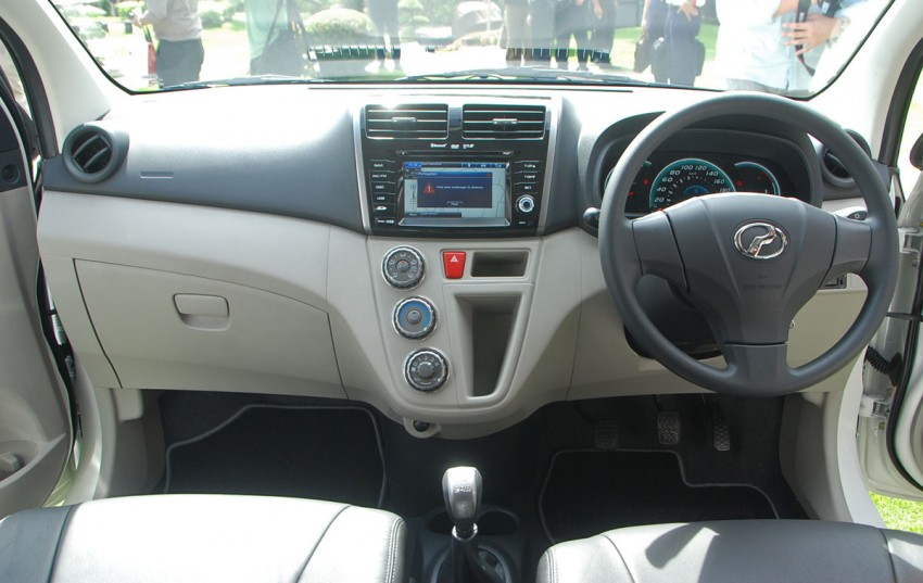 2011 Perodua Myvi – full details and first impressions Image #166997