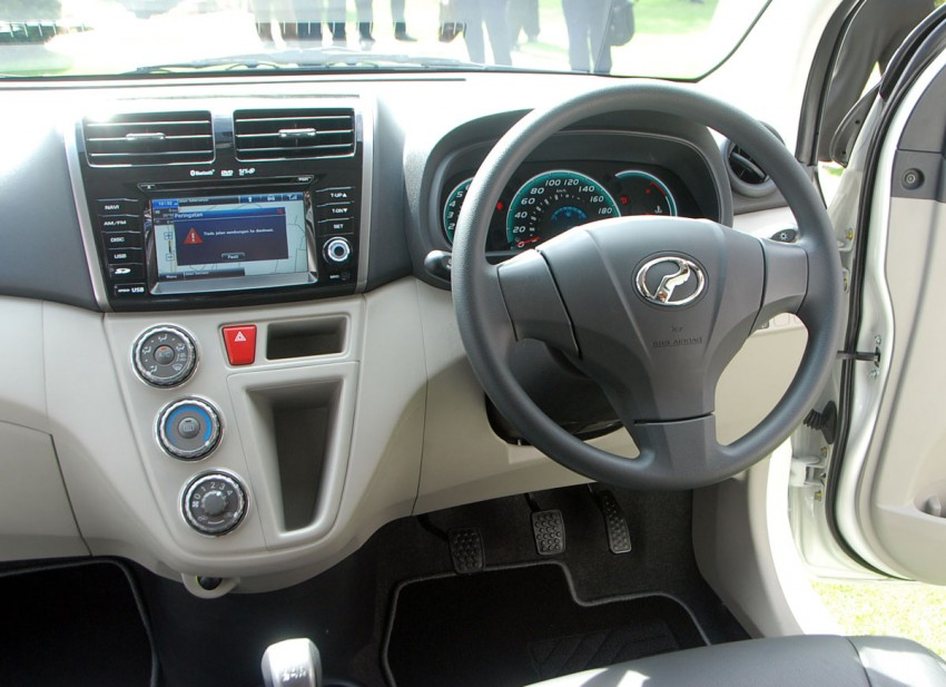 2011 Perodua Myvi – full details and first impressions Image #166998