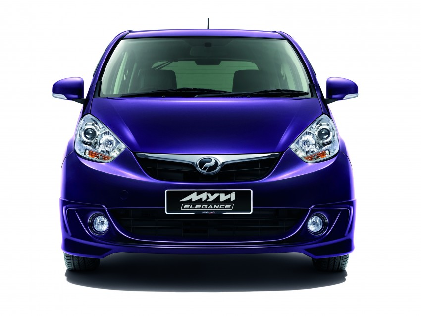 2011 Perodua Myvi – full details and first impressions Image #166797