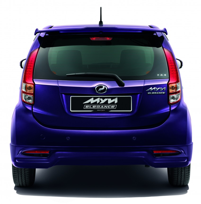 2011 Perodua Myvi – full details and first impressions Image #166794