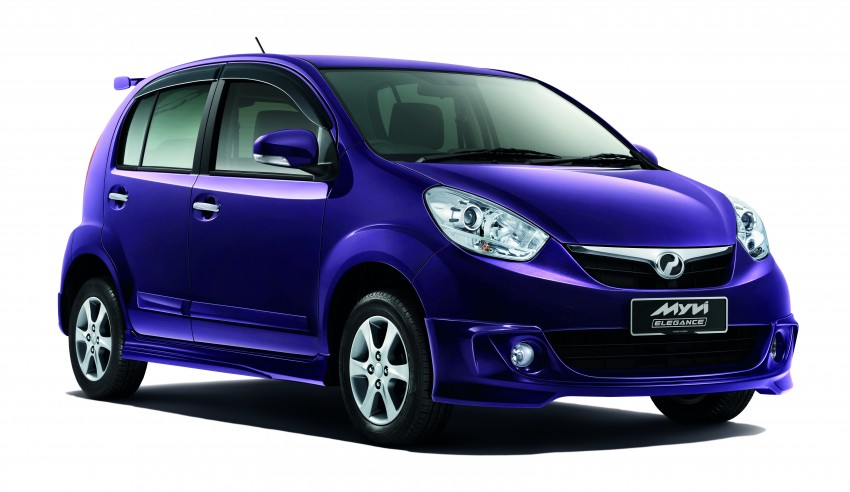 2011 Perodua Myvi – full details and first impressions Image #166799
