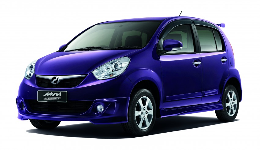 2011 Perodua Myvi – full details and first impressions Image #166798