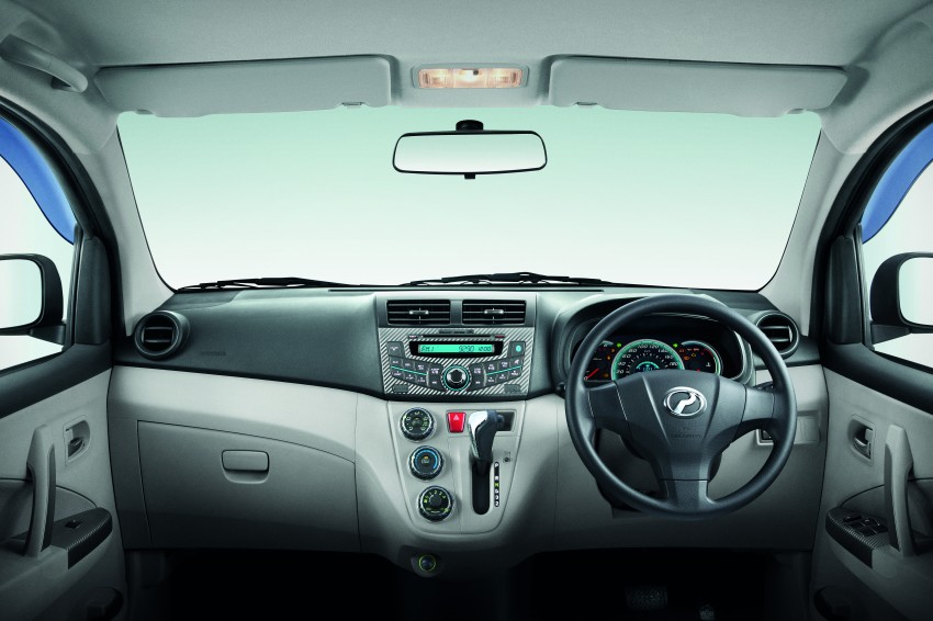 2011 Perodua Myvi – full details and first impressions Image #166828